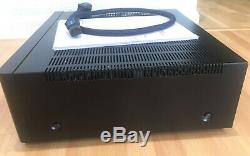 2 CHANNEL Rotel Amplifier RB-1582MKII Pangea Professional Power Cable Included
