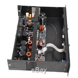 2 Channel 3000 Watts Professional Power Amplifier Class D AMP Tulun play DIP900
