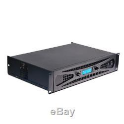 2 Channel 4300 Watts Professional Power Amplifier Class D AMP Tulun play DIP1300