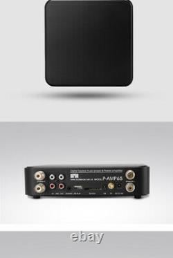 2019 professional hifi50W2 wireless Bluetooth small with card USB amplifier