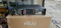 3 QSC PLX 3602 Professional 2 Channel Power Amplifier Series ll