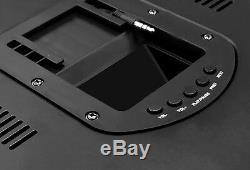 500W DJ PRO HOME AUDIO DIGITAL STEREO POWER AMP AMPLIFIER FM iPOD iPHONE DOCK