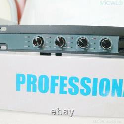5200 Watts D-Class 1U Digital Power Amplifier 4 Channel Professional DJ Stage
