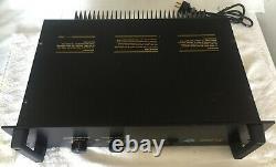 AB International Precedent Series 400 Professional Rack Mount Power Amplifier
