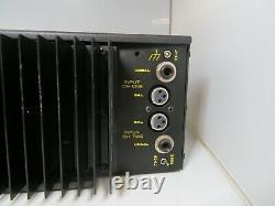 AB International Precedent Series 600LX Professional Rack Mount Power Amplifier