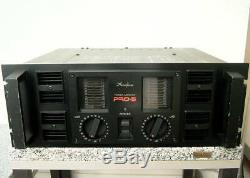 ACCUPHASE power amplifier PRO-5 operation confirmed PA Pro Equipment Japan Rare