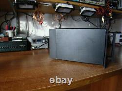 ADCOM GFA-555 Pro Power Amplifier 200/8 (High Current) (Beautiful Condition)RARE