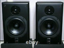 ATC SCM12 Pro Passive Studio Monitors (Pair) + Crown XLi 800 Power Amplifier