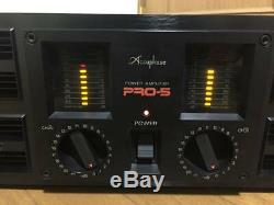 Accuphase pro-5 power amplifier free shipping