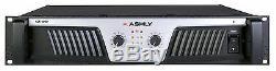Ashly AUDIO KLR-5000 5000 Watt Professional Power Amp AUTHORIZED DEALER