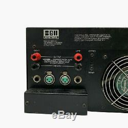 BGW 750C Pro Power Amp Made in USA Stereo or Mono amplifier