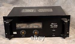 BGW Systems BGII Professional POWER Amplifier 750B 225 WPC 1978