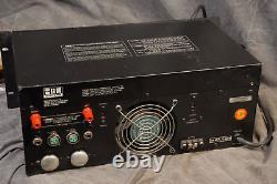BGW Systems BGII Professional POWER Amplifier 750B Sounds Nice! 225 WPC 1978