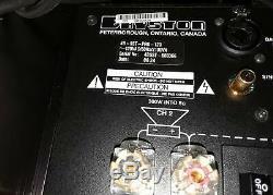 BRYSTON 4B-SST PRO Power Amplifier Amp 4BSST / 300W 500W Stereo / 900W Bridged