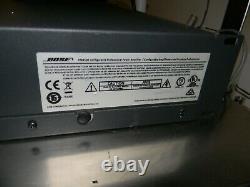 Bose PowerMatch PM8500 Configurable Professional Power Amplifier