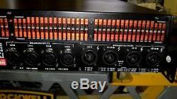Brand New Bortec Lab Fp20000q 4-ch. 20,000 Watt Pro Hi-density Power Amplifier