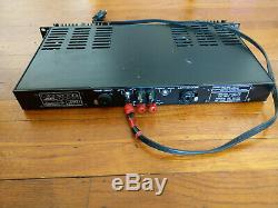Bryston 2B LP Professional Stereo Power Amplifier Works Great