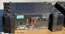Bryston 7bst 7b-st Pro Mono Power Amplifier Pair