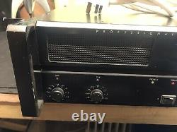 CAMBRIDGE C Audio SR 606 VINTAGE Professional Power Amplifier