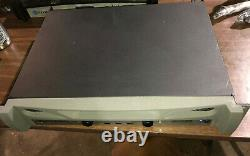 CROWN XTi SERIES 2002 POWER AMPLIFIER PRO AUDIO EQUIPMENT WithPOWER SUPPLY
