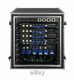 CVR-1002 1000wX2, 8Ohm RMS Power Amplifier