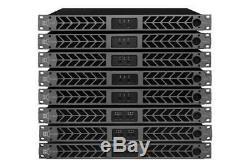 CVR D-3002 Professional Power Amplifier 7140 Watts x2 at 2 (DEALER)