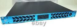 CVR D-3302 Series Professional Power Amplifier One Space 3300 Watts x2 at 8 BLU