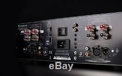 Cambridge Audio Power Amplifier 2 Channel Professional Stereo/Mono (Black 851W)
