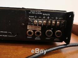 Carver PM-900 Magnetic Field Power Amplifier stage professional