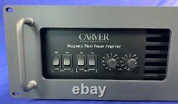 Carver PT1800, Vintage Professional Magnetic Field Power Amp-600w, New-Old Stock