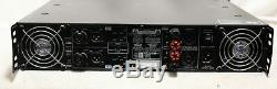 Cerwin Vega CV-2800 High Performance Rack Power Amplifier Amp Pro Audio Loud DJ