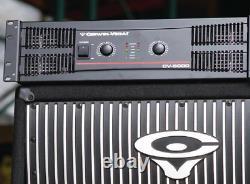 Cerwin-Vega CV-5000 Professional 5,000 Watt Power Amplifier