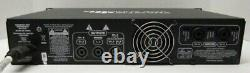 Christie Vive Audio CDA3 Class D Professional 3000W Power Amplifier