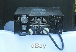 Crest Audio 10001 15,000 Watt @ 2 Ohm Bridge Professional Power Amplifier Amp