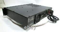 Crest Audio 2-Channel Professional Power Amplifier MODEL 700