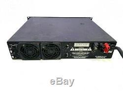 Crest Audio 7001 Compact Professional Power Amplifier