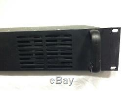 Crest Audio 7001 High Power Professional Amplifier