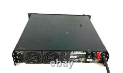 Crest Audio 7001 Professional 2 Channel Power Amplifier Rack Mountable Tested #1