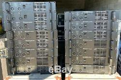 Crest Audio 7001 Professional Power Amplifiers-Nice