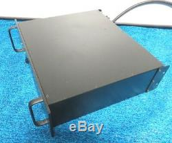Crest Audio 8001 Professional Power Amplifier