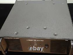 Crest Audio 8002 Professional 4000 Watts Power Amplifier DJ/PA