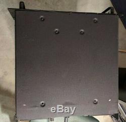 Crest Audio 8002 Professional Power Amplifier 1350 watts @ 4 ohms (120 VAC)
