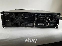 Crest Audio 9001 Professional Power Amplifier 3300 Watts 120 VAC Amp Channel