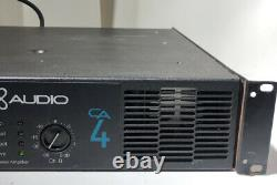 Crest Audio CA4 Professional Power Amplifier