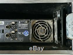 Crest Audio CA9 Professional Power Amplifier mit Case / Leistungsverstärker
