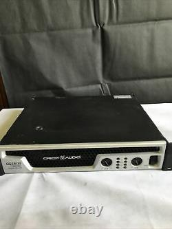 Crest Audio CC2800 Professional Power Amplifier (2800W, 2RU)