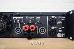 Crest Audio CD-3000 professional power amp amplifier in excellent condition