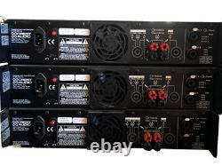 Crest Audio CD1500 Professional Power Amplifier 1500w Made in the USA Excellent