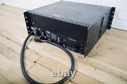 Crest Audio CKS1200-2 professional PA power amplifier amp in very good condition