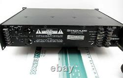 Crest Audio FCV220 2 Channel Commercial Power Amplifier Pro Audio Studio Amp